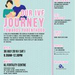 Our IVF Journey Towards Parenthood (24 September 2016 - Mandarin)