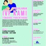 Perjalanan IVF Kami -  Towards Parenthood (23 Apr 2016 - Malay)