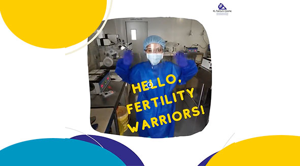 A message from our IVF Scientists.