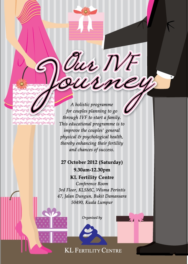 Our IVF Journey (27th October 2012)
