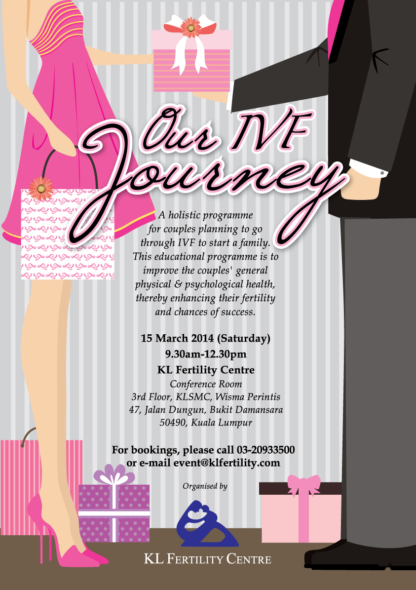 OUR IVF JOURNEY (15 MARCH 2014)