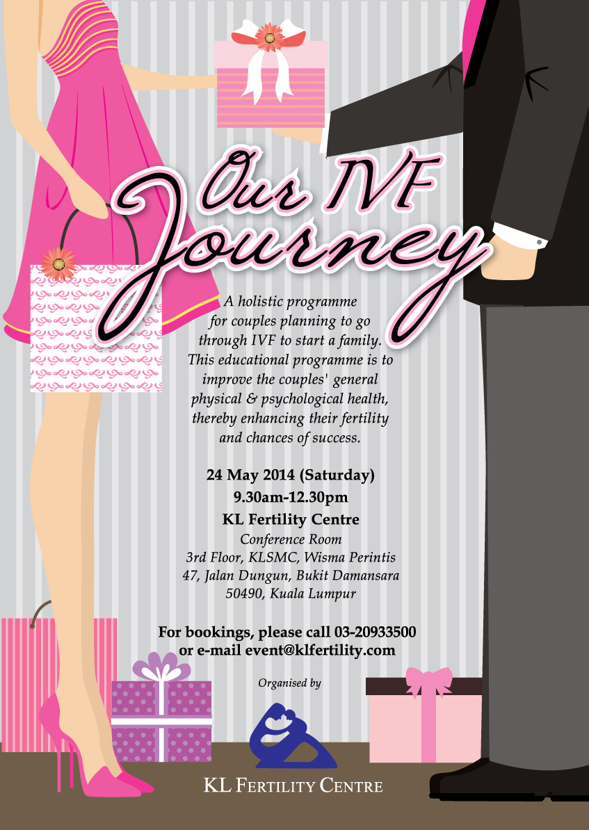 OUR IVF JOURNEY (24 MAY 2014)
