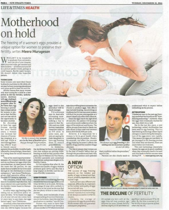 KL Fertility - NST (23.12.2014)