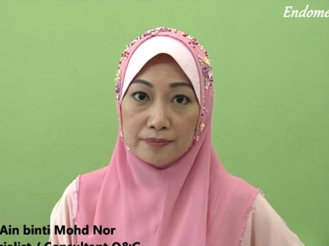 Endemetriosis with Dr Natasha (English)