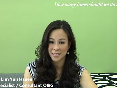 """How many times to do IVF"" with Dr Helena (English)"