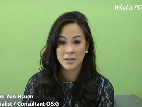 """What is PCOS?"" with Dr Helena (English)"