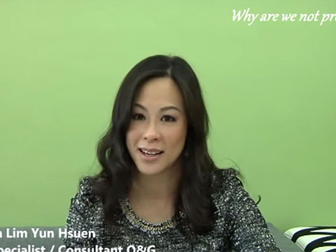 """Why are we not pregnant?"" with Dr Helena (中文)"