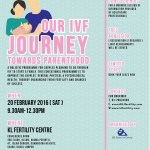Our IVF Journey Towards Parenthood (20 Feb 2016 - English)