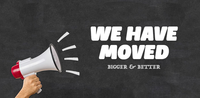 We are Moving Announcement