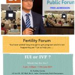 Fertility Forum, 17 June 2017