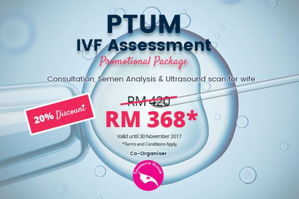 PTUM IVF Assessment Promotional Package