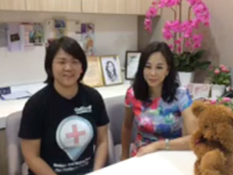 "FB Live September 2017 – ""什么是不孕症 Part 1"" with Dr. Helena"