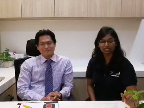 "FB Live November 2017 – ""Miscarriage; Myths, Misconceptions & Management"" with Dr. Agilan"