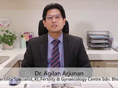 Dr. Agilan Arjunan from KL Fertility Centre – Myths about IVF