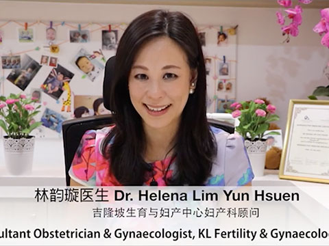 Dr. Helena Lim from KL Fertility Centre – Age affects fertility
