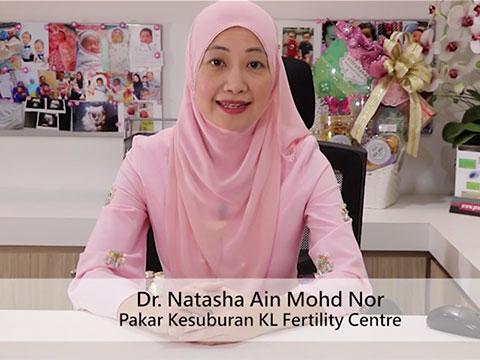 Dr. Natasha Nor dari KL Fertility Centre – Risiko Mengandungkan Bayi Kembar