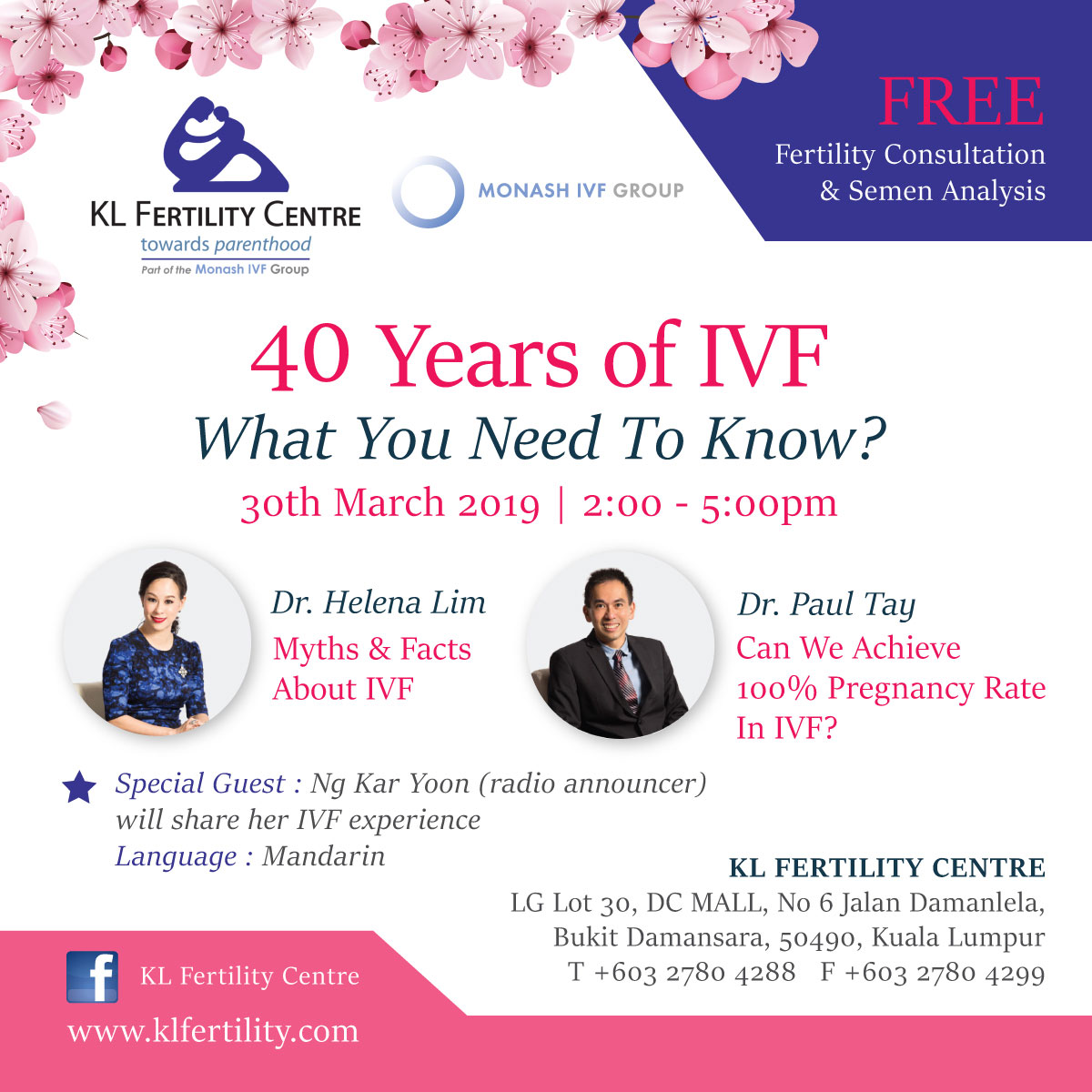 40 Years of IVF: What You Need To Know?