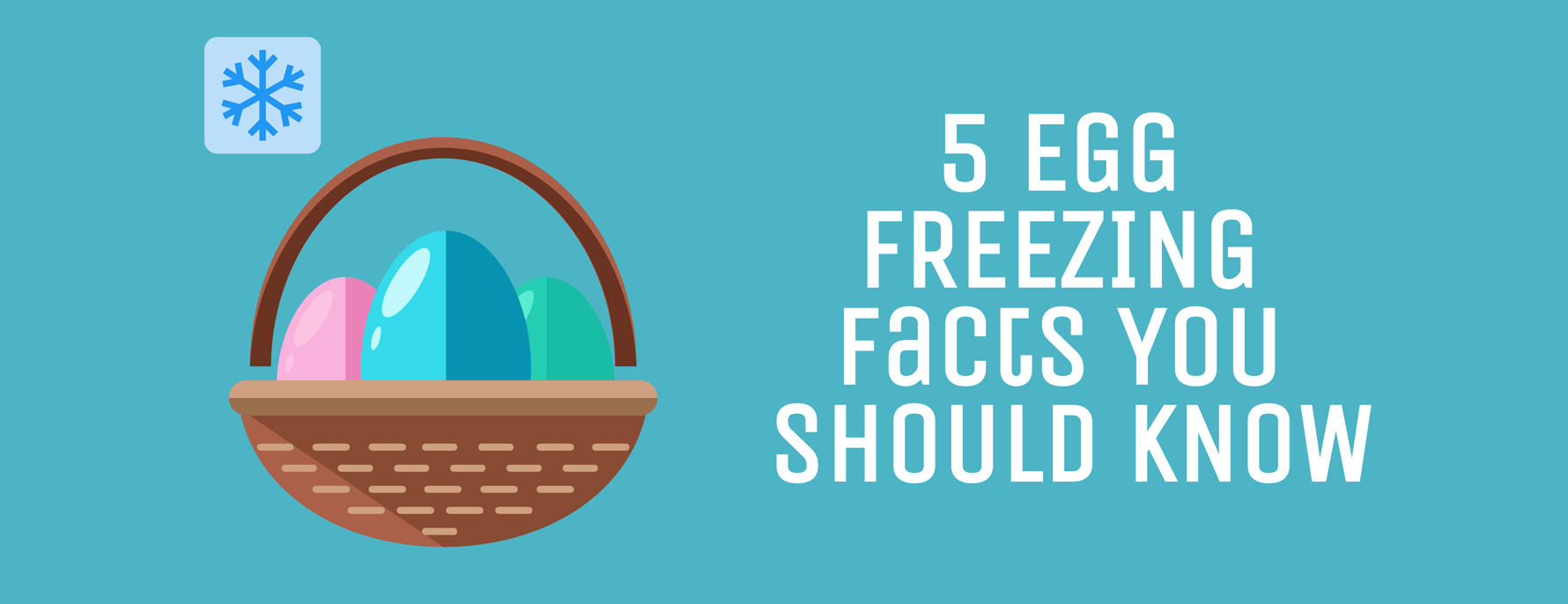 5 Egg Freezing Facts You Should Know