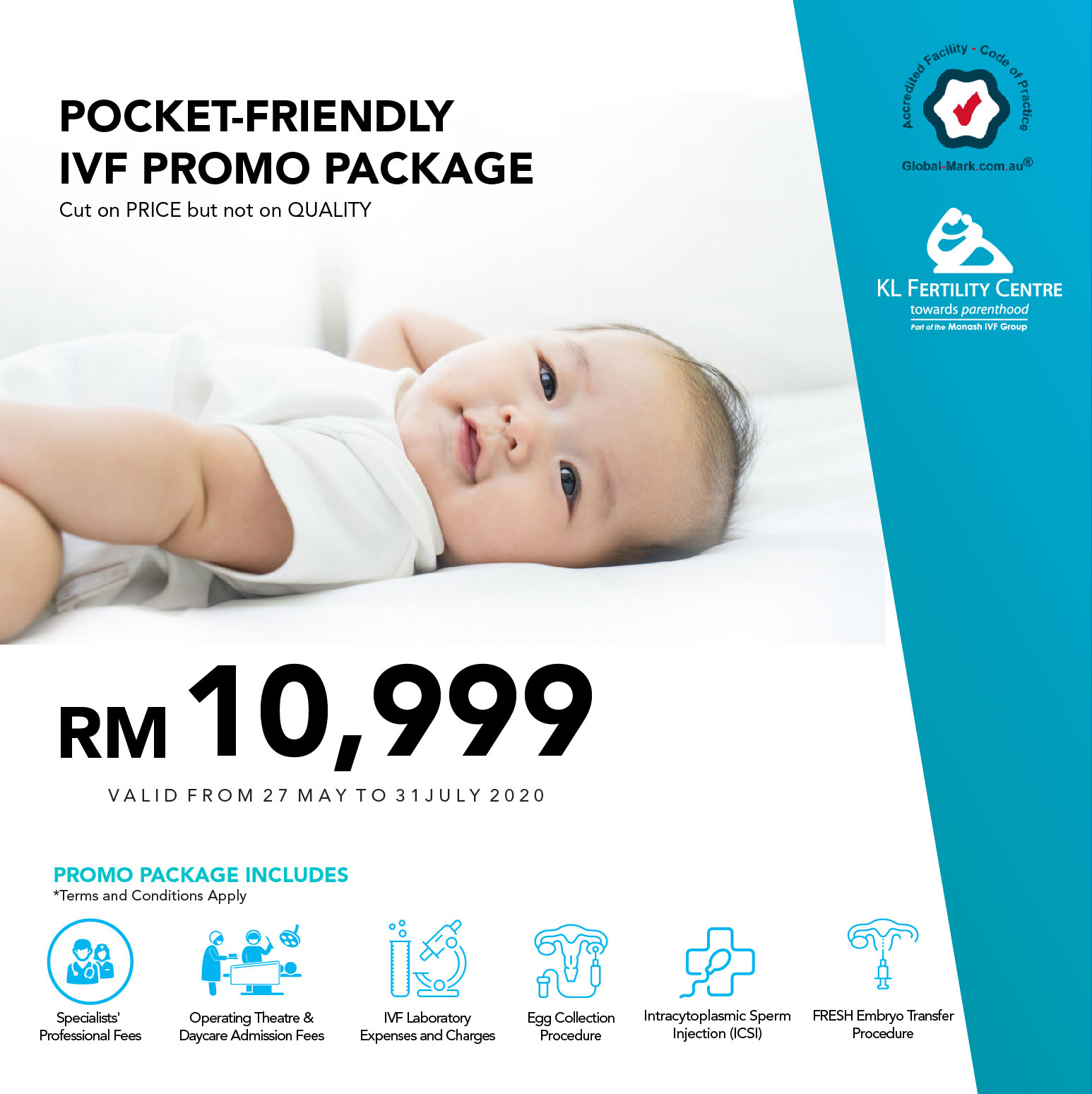 IVF Promo Package