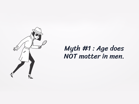 Fertility Myth #1 – Age Does Not Matter
