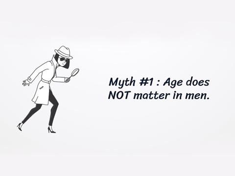 Fertility Myth #1 - Age Does Not Matter