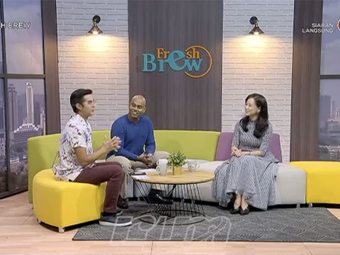 TV2 Fresh Brew 2020 11 October – Why fertility rates are dropping? – Dr Helena Lim