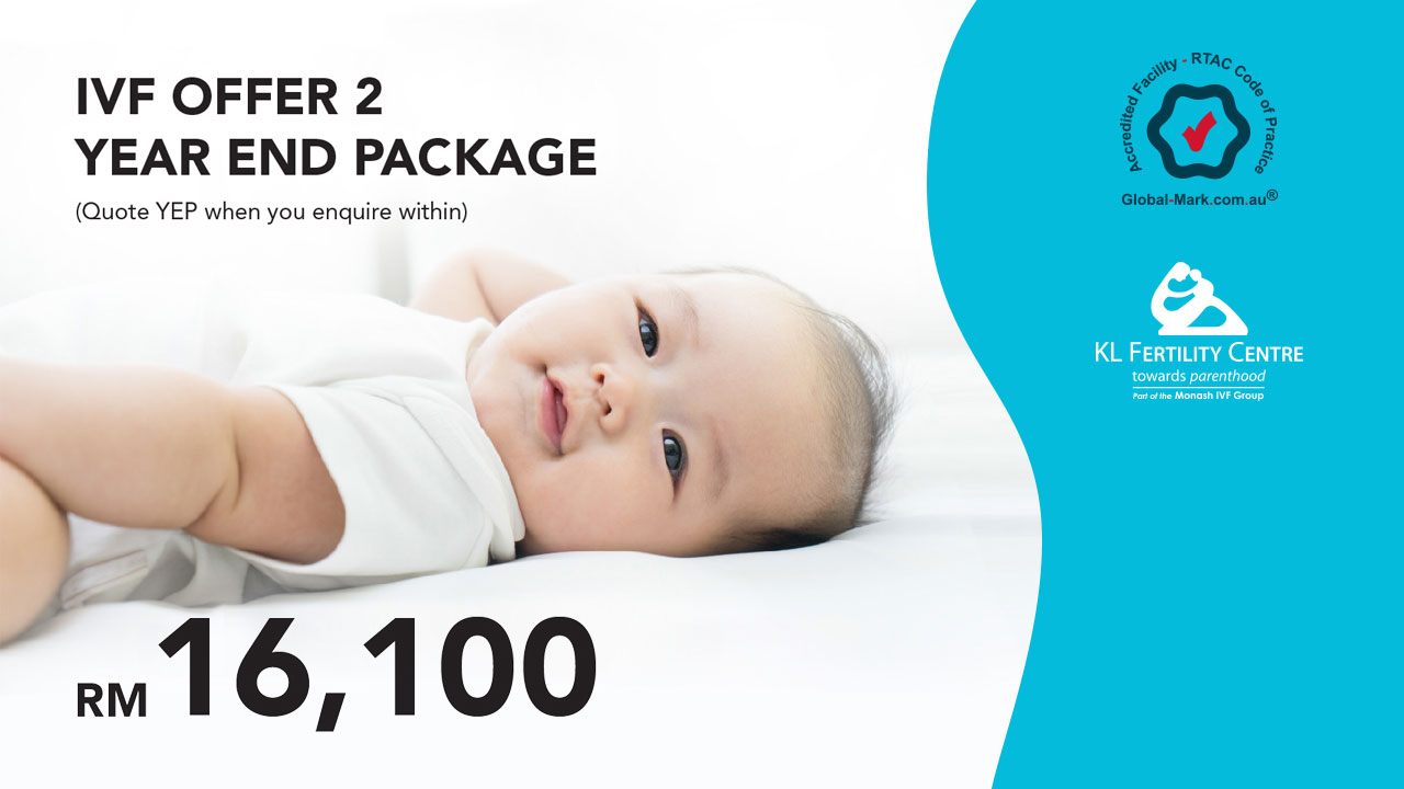 IVF Offer 2 - Year End Package